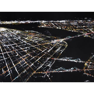 """East Side New York Aerial"" For Sale"