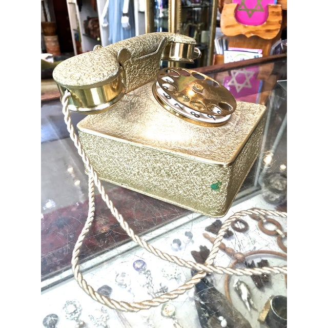 Vintage Gold Music Box Cig Holder & Lighter - Image 6 of 11