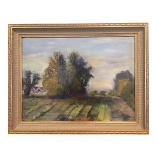 Marina Movshina American Landscape Oil Painting For Sale