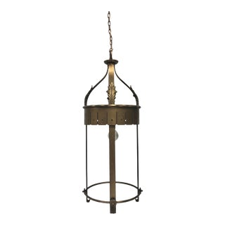 Late 19th Century French Lantern For Sale