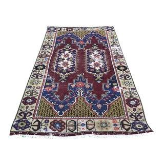 Vintage Turkish Anatolian Rug For Sale