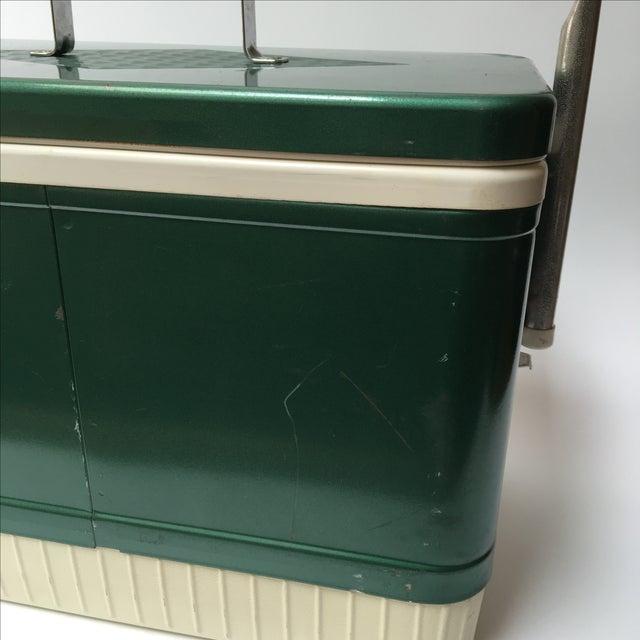 Vintage Coleman Cooler For Sale In San Francisco - Image 6 of 11