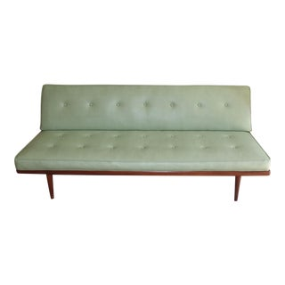 Peter Hvidt Danish Modern Teak Sofa For Sale