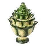 Image of Small Green Artichoke Tulipiere For Sale