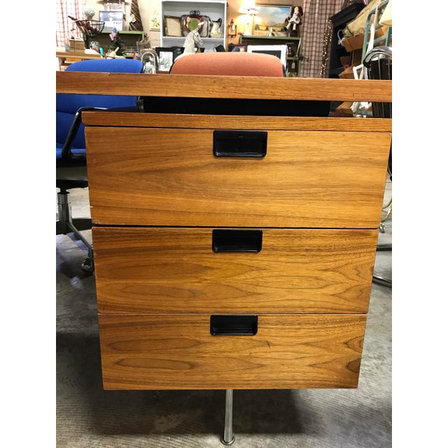 George Nelson for Herman Miller Executive Desk - Image 6 of 11