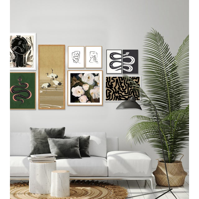 Anthony Rodriguez of 136Home is a designer and influencer who loves gallery walls. Here's a selection of Anthony's...