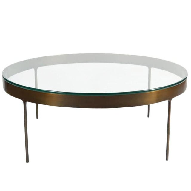 Not Yet Made - Made To Order Haworth Ring Cocktail Table For Sale - Image 5 of 5