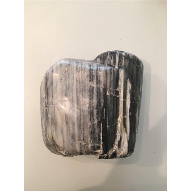 Petrified Wood Stump - Image 2 of 4