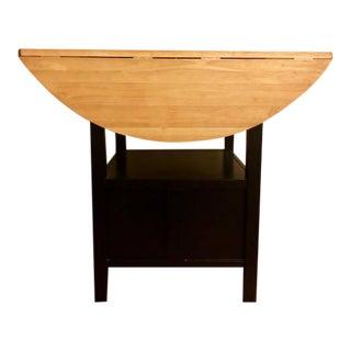 vintage used drop leaf and pembroke tables chairish. Black Bedroom Furniture Sets. Home Design Ideas
