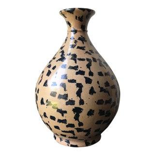 Vintage Rutland Earthenware Vase
