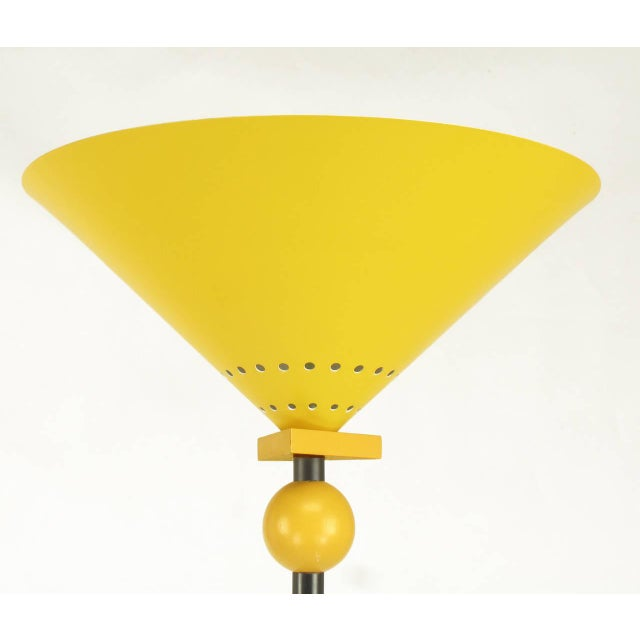 Memphis Memphis Group Inspired Floor Lamp For Sale - Image 3 of 7