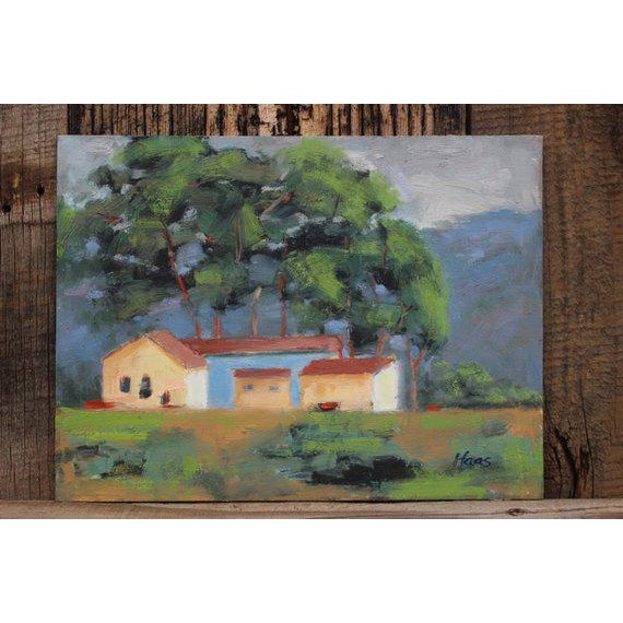 Meeker Slough Contemporary Plein Air Painting For Sale In Reno/Lake Tahoe - Image 6 of 7