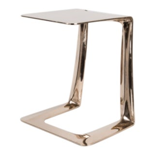 Maison Gerard Sculptural Side Table For Sale