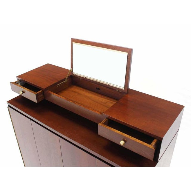 Mid-Century Modern Paul McCobb for Calvin High Chest For Sale - Image 9 of 11