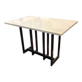 Vintage Pub Rectangular Table For Sale