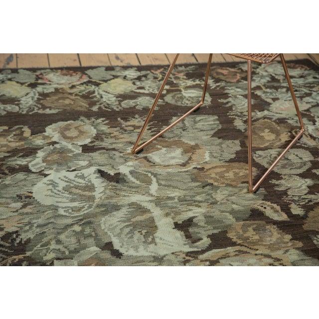 "Vintage Kilim Carpet - 7'8"" X 12'4"" - Image 7 of 8"