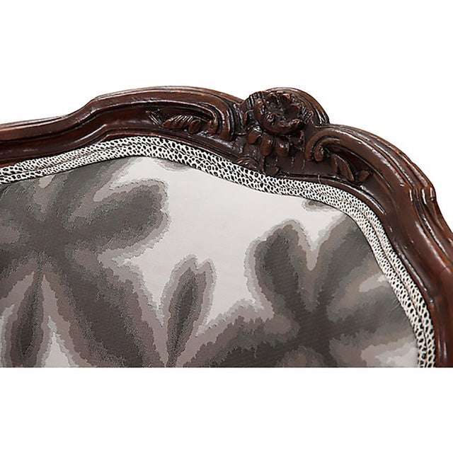 Scalamandre & Kravet Upholstered Louis XV Style Fauteuils, a Pair - Image 5 of 8