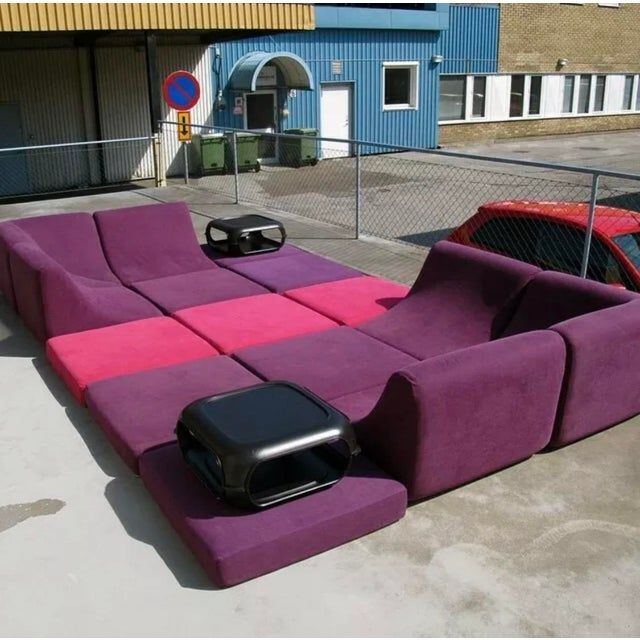 I have lowered this sofa system to sell! I live in NYC and do not have the room to store this any longer so it's priced to...