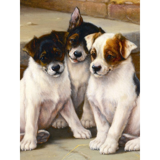 Impressionism The New Litter by Valentine Thomas Garland For Sale - Image 3 of 6