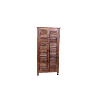 Contemporary Maliana Wooden Armoire