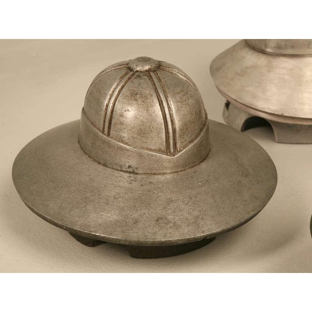 Circa 1930s French Hat Forms - Set of 7 - Image 8 of 10