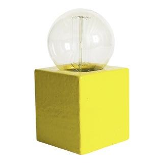 Rosenthal Netter Cube Table Lamp For Sale
