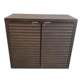 """Potocco for Roche Bobois """"Aura"""" Storage Cabinet For Sale"""