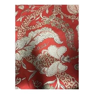 Thibaut Macbeth Linen Fabric - 2 Yards