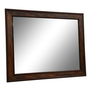 Edward Wormley for Dunbar Rosewood Mirror For Sale