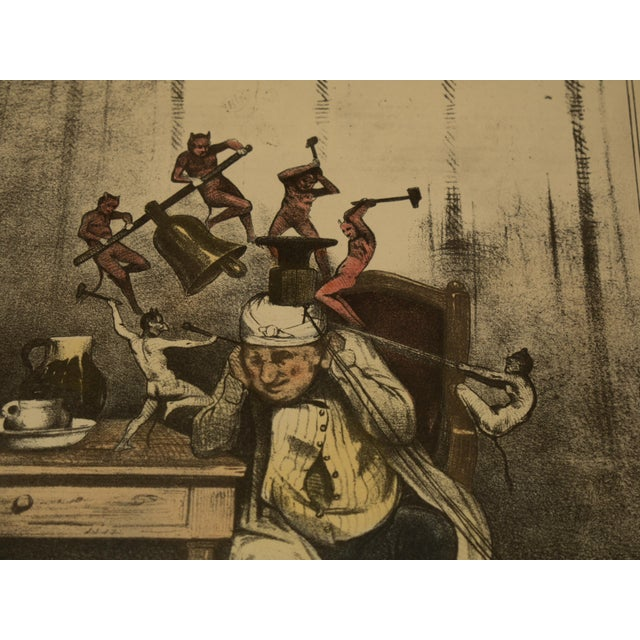 1900 Fernand Mourlot Colored Lithographs - Image 6 of 7
