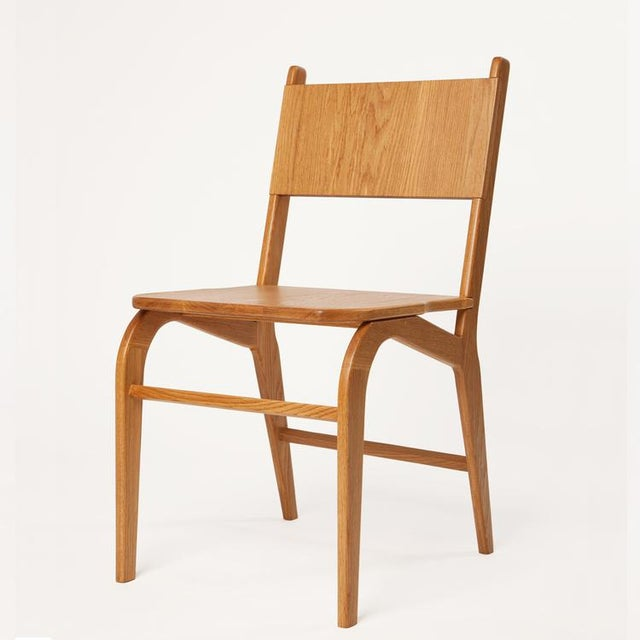 Ethan Abramson Irving Chair For Sale - Image 4 of 4