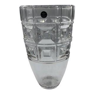 Traditional Rosenthal Crystal Vase