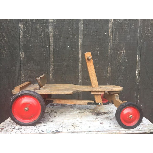 Children's Irish Mail Cart For Sale - Image 3 of 11