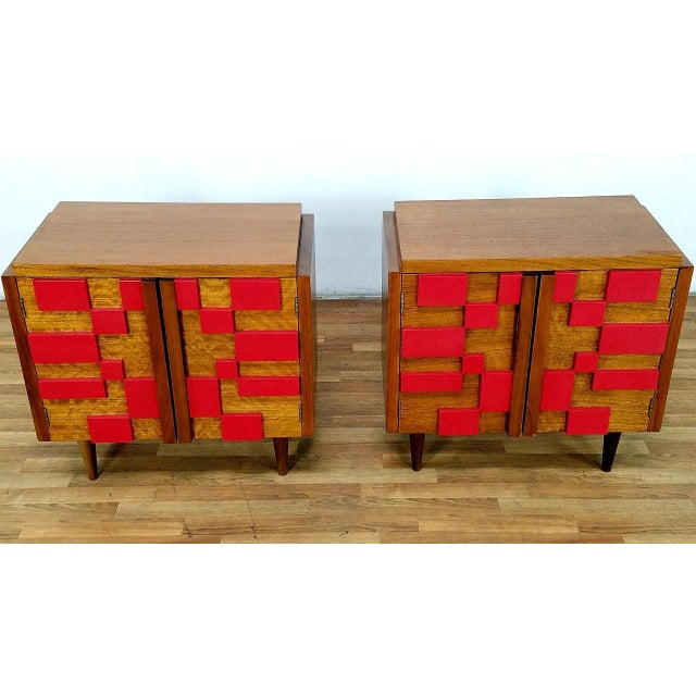 1960s Mid Century Modern Lane End Tables - a Pair For Sale - Image 11 of 13