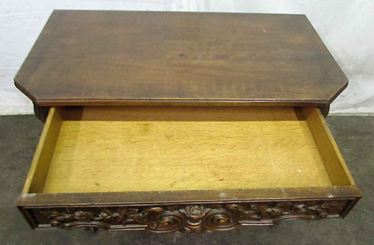 Bear Claw Wooden Console Table   Image 8 Of 10