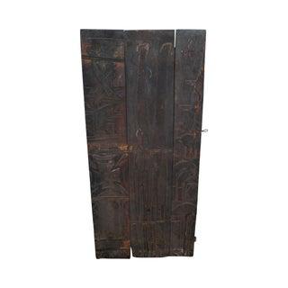 Tribal African Dogan Door (C) For Sale