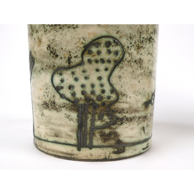White Jacques Blin Ceramics For Sale - Image 8 of 10