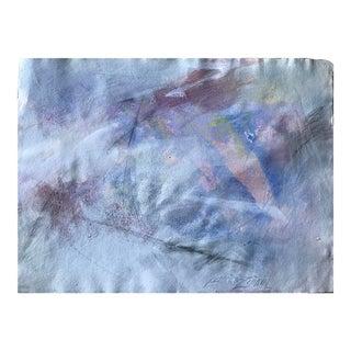 "1980s Painting Bay Area Artist ""Ashland Ducks Xiv"" For Sale"