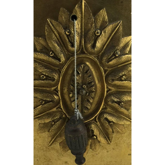 Metal Late 18th Century Louis XVI Pendule d'Officier Ormolu Carriage Clock For Sale - Image 7 of 9