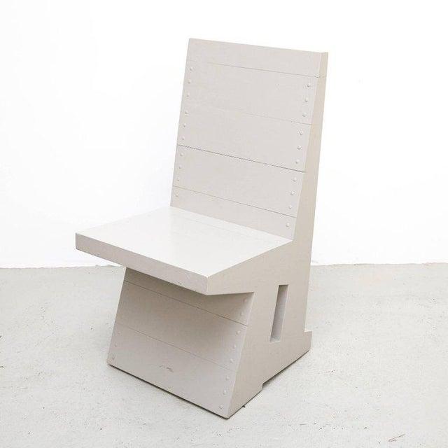 Dom Hans van der Laan Pair of Easy Chairs - Image 5 of 11