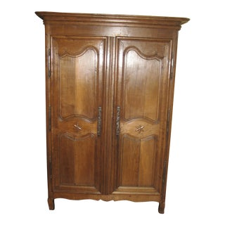 French Norman Wedding Armoire