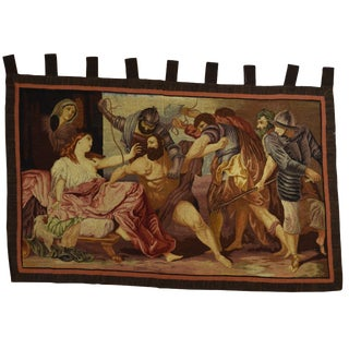 Petitpoint Tapestry For Sale
