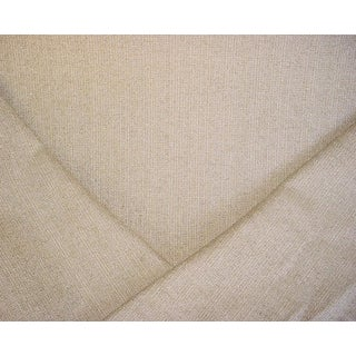 Brunschwig Magma Sand BeigeTweed Upholstery Fabric - 18 7/8 Yards For Sale