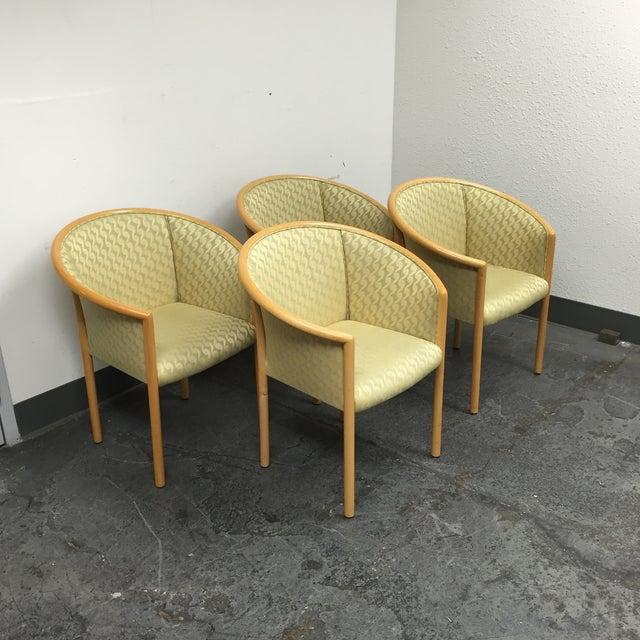 Brayton International Jodie Chairs - Set of 4 - Image 4 of 11