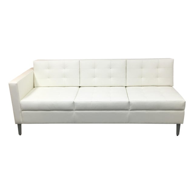 Gunlocke Single Arm Ciji Sofa - Image 1 of 8