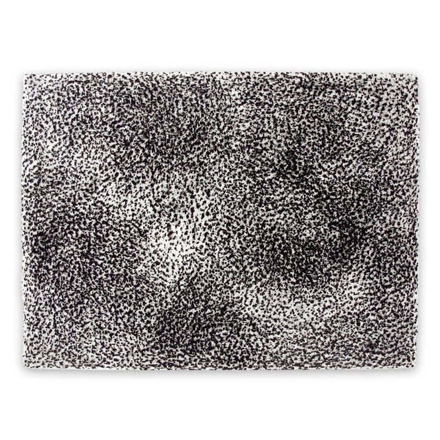 "Gudrun Mertes-Frady Gudrun Mertes-Frady ""Internal Spin"" Drawing For Sale - Image 4 of 4"