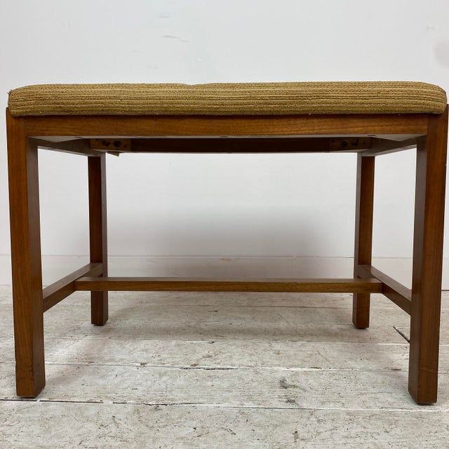 1960s Mid-Century Modern Dunbar Stool For Sale In Cleveland - Image 6 of 10
