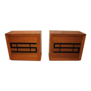 Pair of Dressers Designed by Maximilian Karp