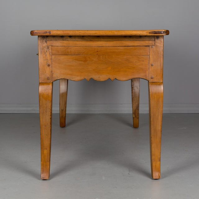 Early 19th Century Early 19th Century Country French Desk For Sale - Image 5 of 11