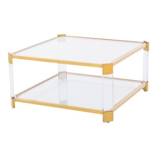 Blink Home Square Cocktail Table For Sale